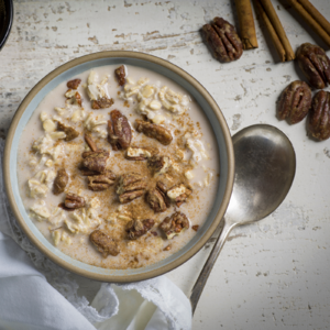 Country Cinnamon Oatmeal
