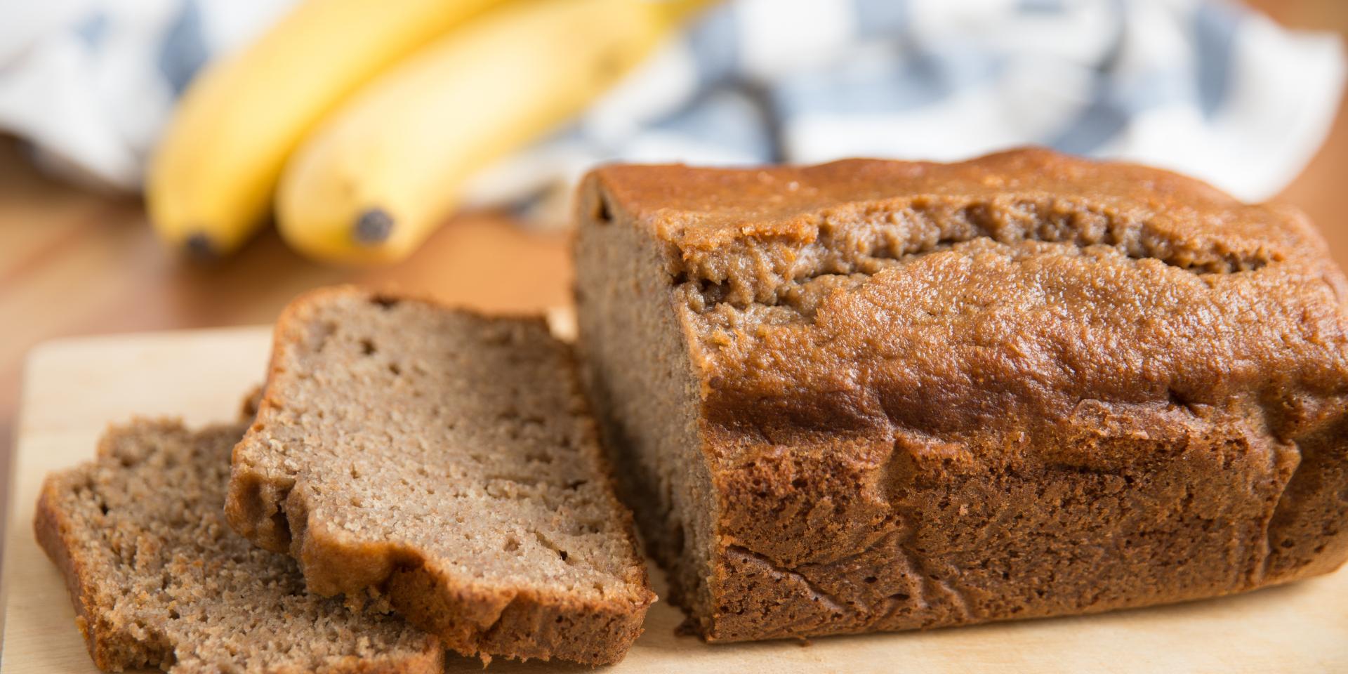 low FODMAP banana bread